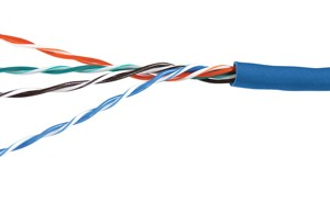 Cat6 UTP 23AWG FTP Cable